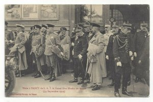 Visite a NANCY de S.A.I. le Grand Due Nicolas de Russie, 23 Septembre 1912