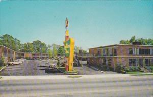 South Carolina Orangeburg Holiday Inn U S HIghways 301-601 1965