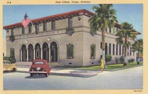 Post Office , YUMA , Arizona , 30-40s
