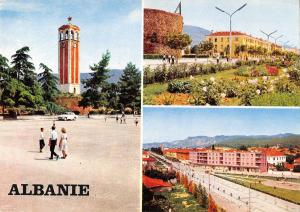 BG35921 elbasani diffenret views of the centre of the city albania