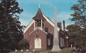 Christ Church , DOVER , Delaware , 50-60s