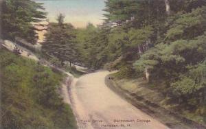New Hampshire Hanover Tuck Drive Dartmouth College Albertype