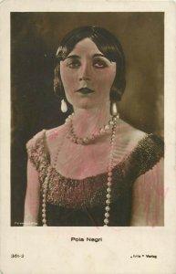 Actress Pola Neri