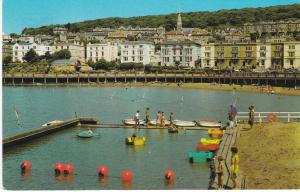 Post Card Somerset Weston-Super-Mare Madeira Cove