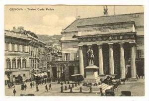 Teatro Carlo Felice, Genova, Italy, 00-10s
