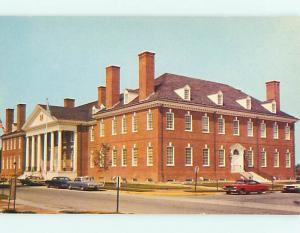 Vintage POSTCARD from Dover Delaware DE - b0143