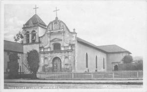 San Carlos Church, Monterrey, Mexico Real Photo Postcard