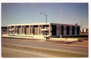 Thompson, Manitoba, Canada, PU-1960s   Federal Building