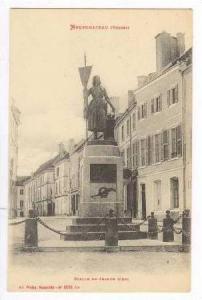 Statue De Jeanne D´Arc, Neufchateau (Vosges), France, 1900-1910s