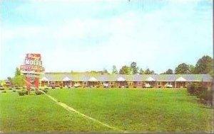 MD Upper Marlboro Bragg Motel