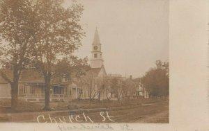 RP: HARDWICH , Vermont, 1901-07 ; Church Street