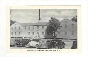 Post Headquarters, Camp Kilmer, New Jersey, 1920-1940s