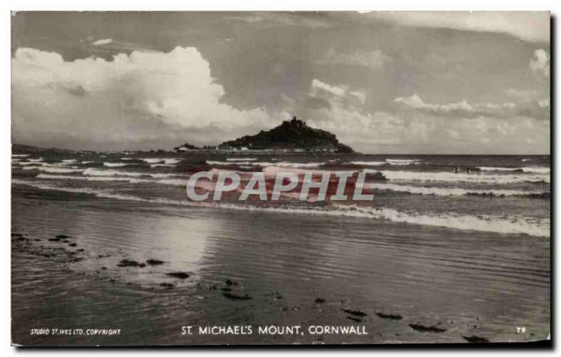 CPA St Michael&#39 S Mount Cornwall