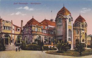 Kurtheater, Bad Neuenahr (Rhineland-Palatinate), Germany, 1900-1910s
