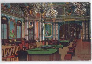 Roulette Hall, Monte Carlo, Monaco