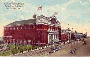 1914 WESTERN PENNSYLVANIA EXPOSITION BUILDING, PITTSBURGH