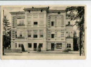 299918 Poland Swinoujscie GERMANY SWINEMUNDE Villa Meta Hotel Vintage postcard