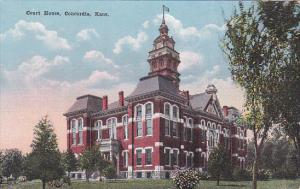 CONCORDIA, Kansas, 1900-1910s; Court House