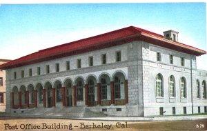 Post Office Building - Berkeley, California  B 79