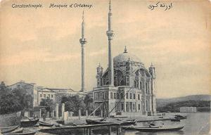 Turkey Istanbul Constantinople Mosquee d'Ortakeuy
