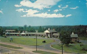 Colonial Motor Court, US 29, and 601, CONCORD, North Carolina, 40-60's