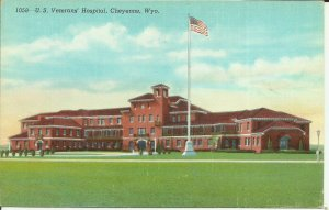 Cheyenne, Wyoming, U.S. Veterans' Hospital