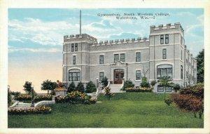 USA - Wisconsin Gymnasium Northwestern College Watertown 04.24