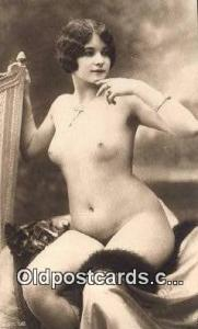 Reproduction # 55 Nude Postcard Post Card  Reproduction # 55
