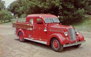 Firetruck - 1939 Seagrave