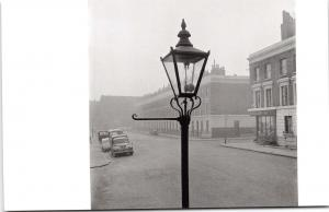 Postcard Dame Street, Islington, London by English Heritage