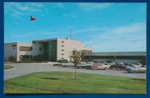 Department of Public Safety Austin Texas tx chrome 1950s autos postcard