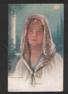 055469 Belle CHRYSALIS by Philip BOILEAU vintage R&N 753
