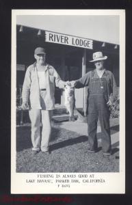 RPPC LAKE HAVASU PARKER DAM CALIFORNIA FISHING FISH CATCH