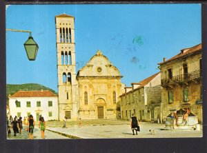 The Cathedral,The Bishop's Museum,Hvar,Yugoslavia BIN
