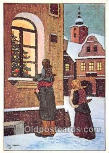 Artist Josef Lada J Lady Postcard Post Card Artist Josef Lada J Lady