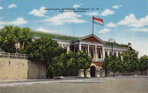 Exterior,Governor's Residence, Curacao,N.W.I.Netherlands Antilles,30-40s