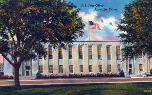[ Linen ] US Texas Amarillo - Post Office (2)