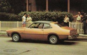 1976 MAVERICK, 2-Dr Sedan (Exterior Decor Group)