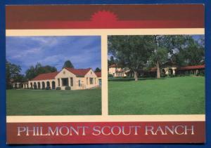 Philmont Scout Ranch Cimmaron New Mexico nm Continental Postcard