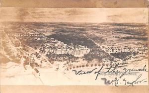 View of the Grounds Willards NY 1906