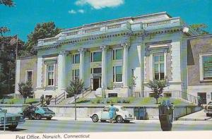 Connecticut Norwich Post Office