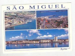 3-View, Aerial Views, Porta Dolgada, Sao Miguel, Acores,1940-1960