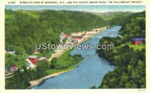 French Broad River Marshall NC Unused