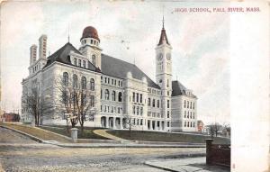 Massachusetts Fall River     High School