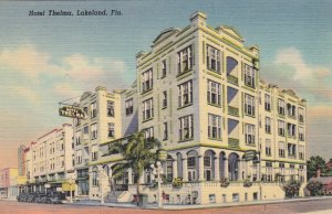 LAKELAND , Florida , 1930-40s ; Hotel Thelma