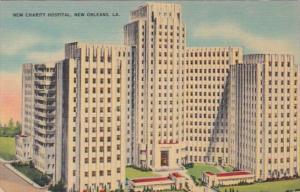 Louisiana New Orleans New Charity Hospital