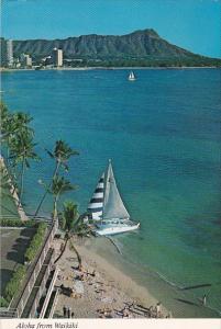 Aloha From Waikiki Honolulu Hawaii