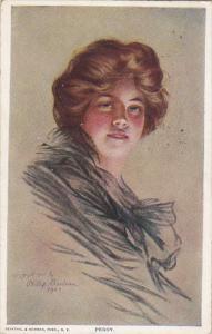 Philip Boileau Peggy Beautiful Lady 1914