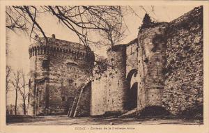 France Dinan Ancien Chateau de la Duchesse Anne 1920