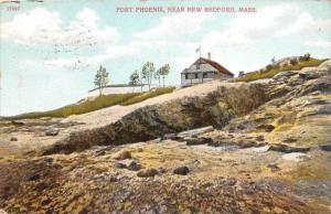 12511  MA New Bedford 1908   Fort Phoenix